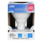 Feit BR30/927/LED 65W Equivalent Dimmable High Cri LED Br30 Light, Soft White