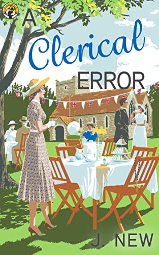 (A Clerical Error (The Yellow Cottage Vintage Mysteries Book 3))