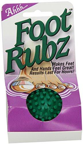 Due North Foot Rubz Foot Hand and Back Massage - Ball Massage Foot Rubz