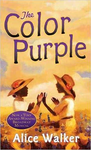 amazoncom the color purple 9780156031820 alice walker books - The Color Purple Book