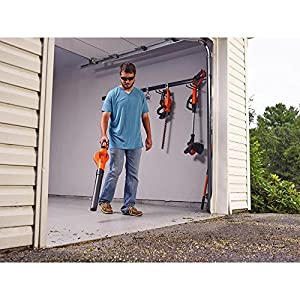 BLACK+DECKER LSW321 20V MAX Lithium POWERCOMMAND Power Boost Sweeper