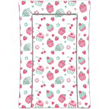 Linens Limited Cupcake Changing Mat