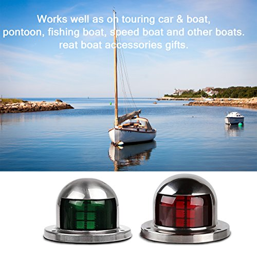 Buy pontoon lights led stern