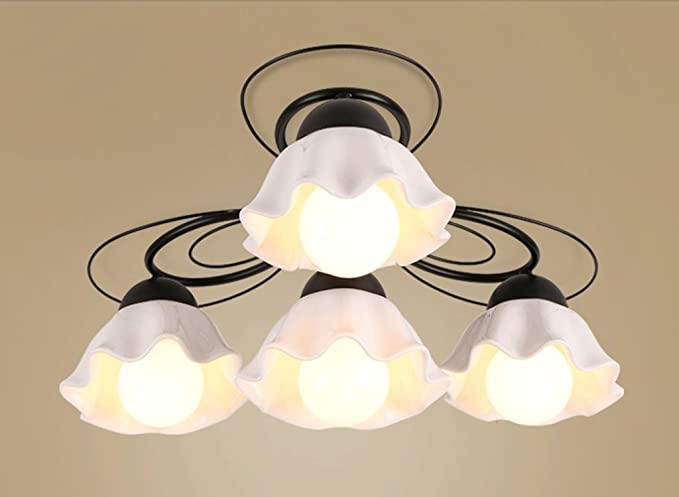 Jcrnjsb lampade da soffitto camera da letto soggiorno ristorante