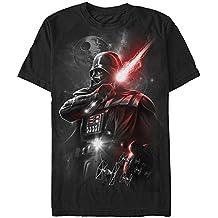 Star Wars Men's Dark Lord Darth Vader Graphic Shirt