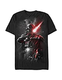 Star Wars mens Star Wars Men's Dark Lord Darth Vader Graphic Shirt
