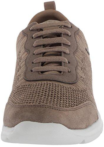 Geox Men's Erast 1 Sneaker Dove Grey cost cheap online discount collections IrPlpoayK7