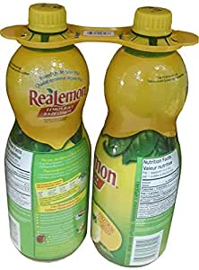 Realemon Lemon Juice, 2 Count, 1890ml