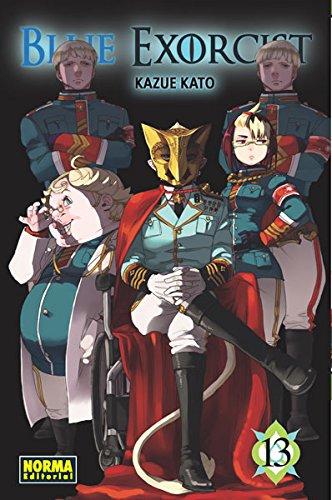 Descargar Libro Blue Exorcist 13 Kazue Kato
