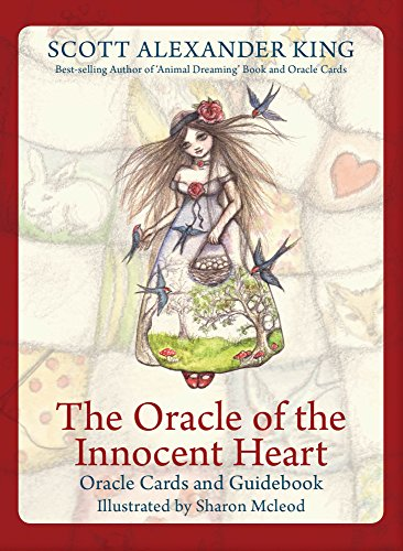 The Oracle of the Innocent Heart: Oracle Cards and Guidebook