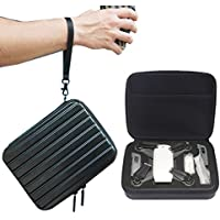Ultral Compact Handheld Hardshell DJI Spark Case - Waterproof ,Durable, Portable Travel Small Hard Carrying Bag by Oukey