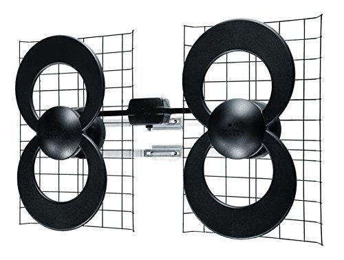 ClearStream 4 Indoor/Outdoor HDTV Antenna - 70 Mile Range 70
