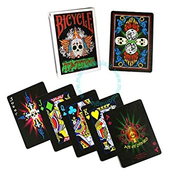 Juegos de Cartas Bicycle - Tattoo: Amazon.es: Juguetes y juegos