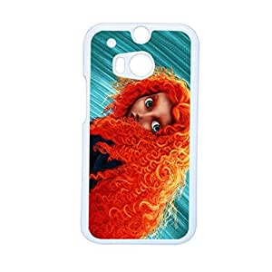 Generic Printing With Pixar Brave Funny Phone Cases For Teen Girls For Htc One M8 Choose Design 3
