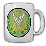 US Army Patch ISS Islamic State Terror Syria Syrian Soldier Peace - Coffee Cup Mug
