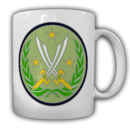 US Army Patch ISS Islamic State Terror Syria Syrian Soldier Peace - Coffee Cup Mug by ALFASHIRT