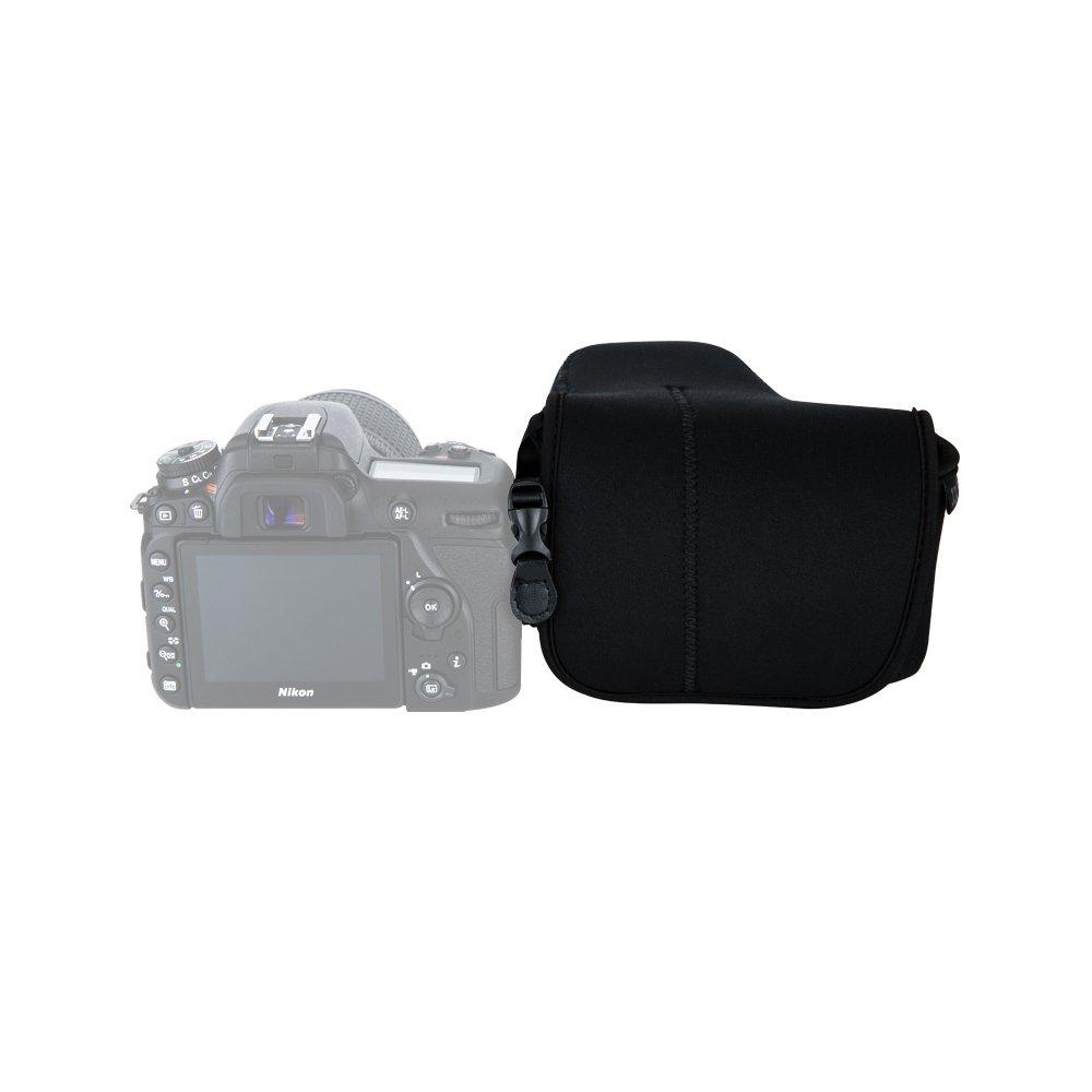 JJC DSLR Cámara Caso Ultraligero bolsa bolsa para Canon EOS 77d ...