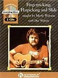 Fingerpicking, Flatpicking and Slide, Merle Watson, 0634017039