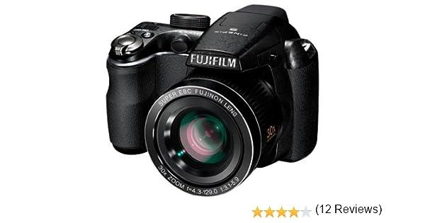 Fujifilm FinePix S4000 - Cámara compacta de 14 MP (Pantalla de 3.0 ...