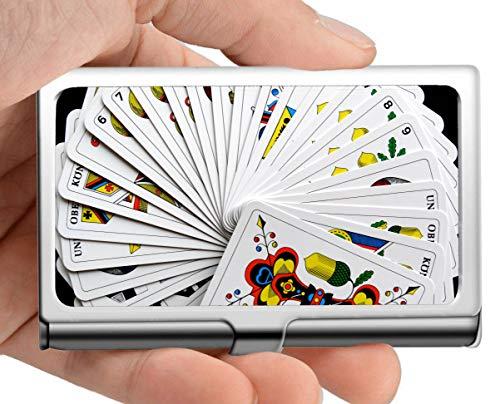 Business Name Card Holder,Game Card Business Card Holder Wallet Credit Card ID Case