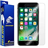 Apple iPhone 7 Screen Protector, ArmorSuit MilitaryShield Max Coverage Screen Protector for iPhone 7 - HD Clear Anti-Bubble