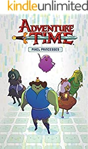 Adventure Time Vol. 2: Pixel Princesses