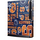 Syracuse University Playstation 3 & PS3 Slim Skin - Syracuse Pattern Vinyl Decal Skin For Your Playstation 3 & PS3 Slim