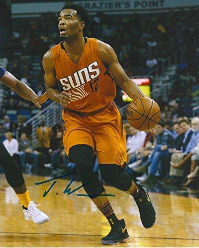 (T.J. Warren Signed Photo - 8X10 COA A - Autographed NBA Photos)
