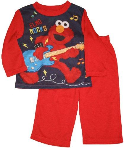 Sesame Street Boys Elmo 2 Pc