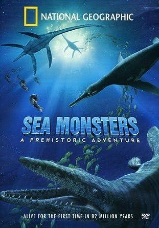amazon com sea monsters a prehistoric adventure national