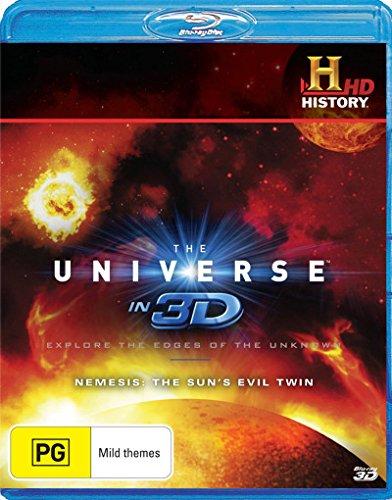 The Universe in 3D - Nemesis - The Sun's Evil Twin [3D Blu-ray] [NON-USA Format / Region B Import - Australia]