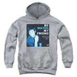 2Bhip Bruce Lee Martial Arts Karate Kung-Fu Icon Be Water Big Boys Pull-Over