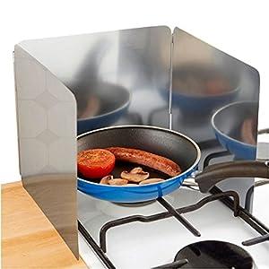 plaque anti projection cuisine fabulous promobo cloche de cuisine with plaque anti projection. Black Bedroom Furniture Sets. Home Design Ideas