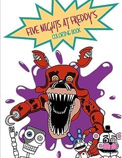 five nights at freddys coloring book - Fnaf Coloring Book