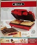 pop tart maker - Bella Electric Treats Series Pastry Tart Maker