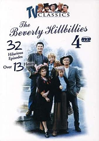 The Beverly Hillbillies, Vols. 1-4 (32 Hilarious Episodes) (Beverly Hillbillies Volume 2)