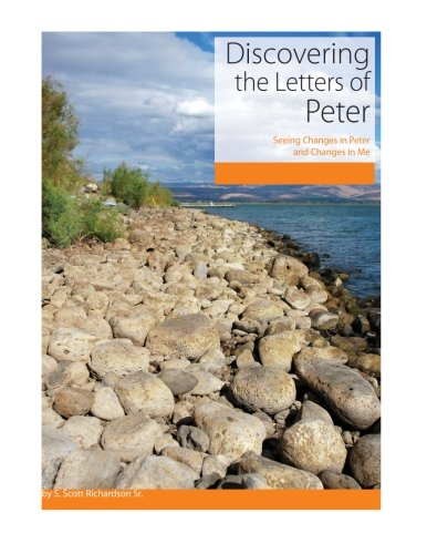Download Discovering the Letters of Peter: Seeing Changes in Peter and Changes in Me pdf epub