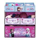 Disney Delta Children Multi-Bin Toy Organizer, Frozen
