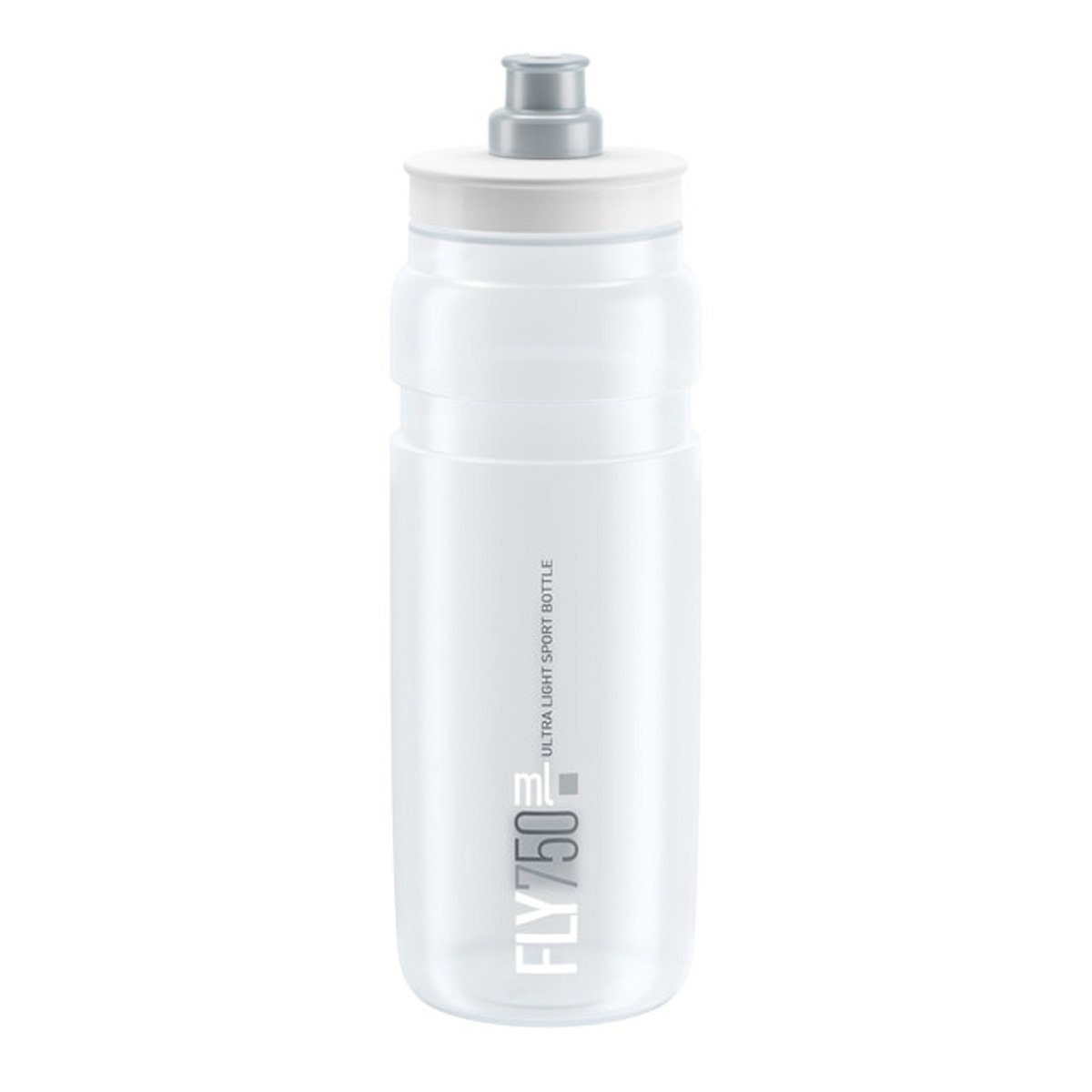 Elite Fly Botella, Gris, 750  ML 750 ML ELIVP|#Elite 130160701