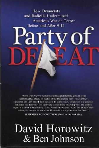 Party of Defeat (English Edition)
