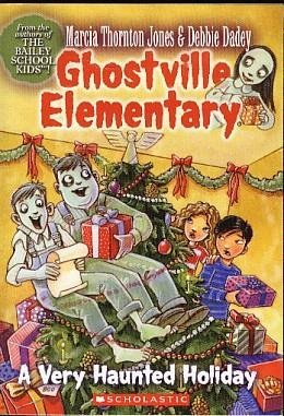 Ghostville Elementary: A Very Haunted Holiday (#15) ebook
