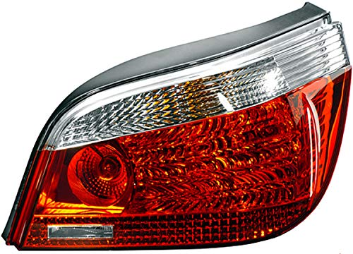 HELLA 008679141 BMW 5 Series E60 Passenger Side Replacement Tail Light Assembly