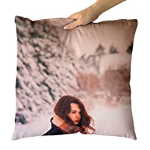 Westlake Art - Woman Female - Decorative Throw Pillow Cushion - Picture Photography Artwork Home Decor Living Room - 20x20 Inch