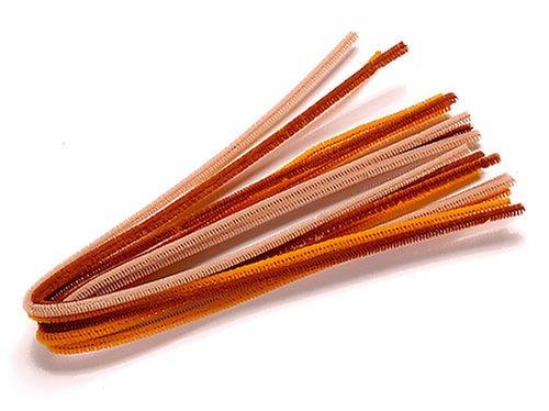50 cm x 6 mm Durchmesser KnorrPrandell 8471055 Biegepl/üsch natur//orange mix