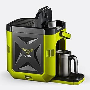 Amazon.com: OXX Coffeeboxx Jobsite Heavy-Duty Single Serve ...