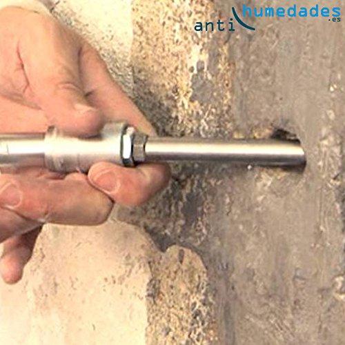 Resina Acuorreactiva de poliuretano para inyecciones - 25 kgs + 1 kgs: Amazon.es: Bricolaje y herramientas