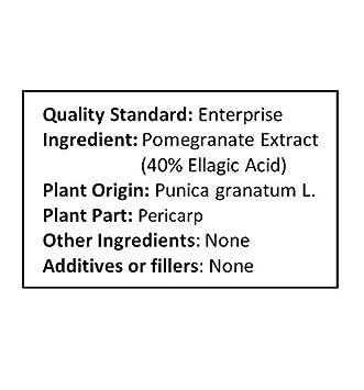 Amazon.com: nusci Extracto Granada Polvo 1000 g (2.2 kg ...