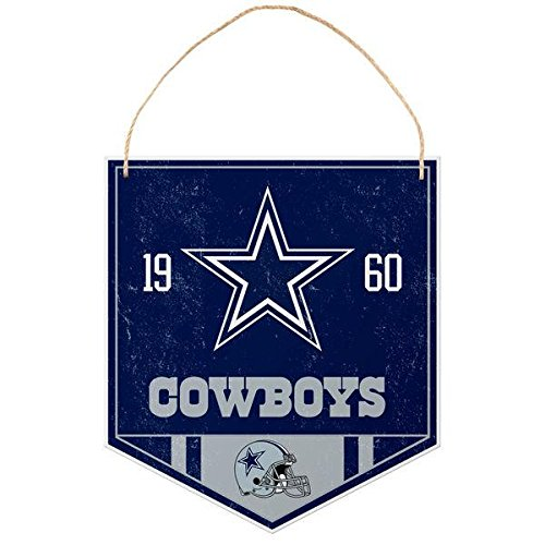 FOCO Dallas Cowboys Metal Garden Sign by FOCO