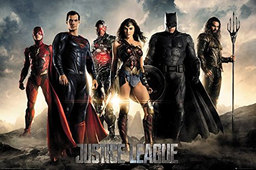 Justice League - Movie Poster / Print