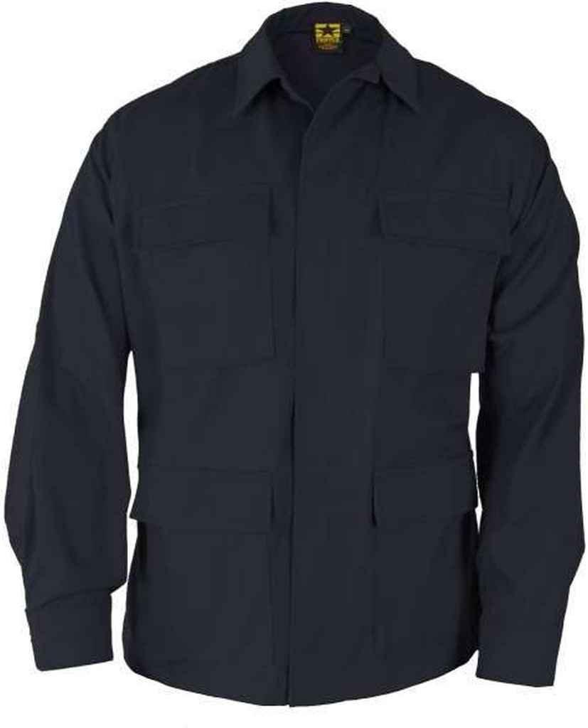 Propper Poly / Cotton Ripstop Bdu Coat Dark Navy Xlr F545438405Xl2